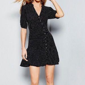 Free People Pippa Short Sleeve Mini Dress